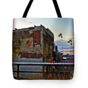 View From The High Line Tote Bag