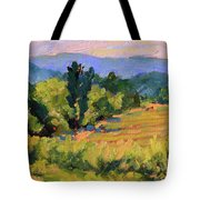 View From The Orchard Tote Bag