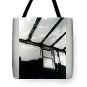 View From The Past Tote Bag