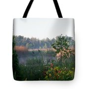 View From The Path Tote Bag