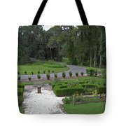 View From The Porch Tote Bag