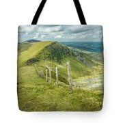 View From The Rangers Path Tote Bag by Nick Bywater