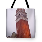 View From The Top Of St Marks Basilica Tote Bag