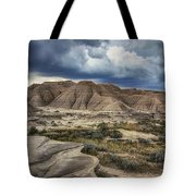 View From The Top - Toadstool  Tote Bag