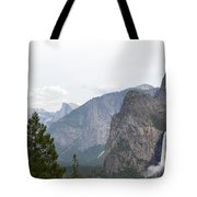 View From The Valley Tote Bag