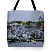 View From The Water Tote Bag
