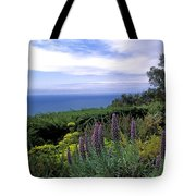 View From Ventana Big Sur Tote Bag by Kathy Yates