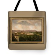 View Of A Mine In Mineral Del Pozos Tote Bag