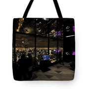 View Of A View - 360 Chicago Hancock Ctr Tote Bag