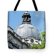 View Of Brompton Oratory Dome Kensington London England Tote Bag