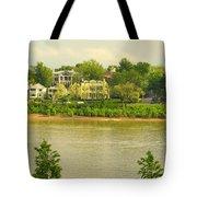 View Of Covington Kentucky Tote Bag