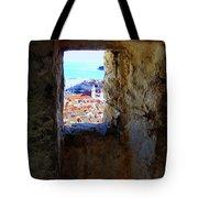 View Of Dubrovnik  Tote Bag