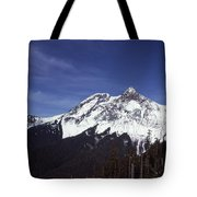 View Of Garibaldi Mountain Tote Bag
