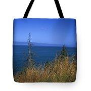 View Of Kachemak Bay, Alaska Tote Bag