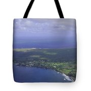 View Of Kaulapapa Tote Bag