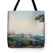 View Of Lucerne Tote Bag