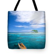View Of Micronesia Tote Bag