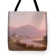 View Of Mtskheta Tote Bag