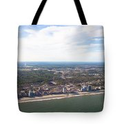 View Of Myrtle Beach Tote Bag