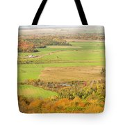 View Of Ottawa Valley In Autumn 13 Tote Bag