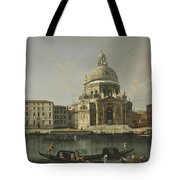 View Of Santa Maria Della Salute. Venice Tote Bag