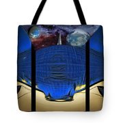 View Of Space From The Observatory Tote Bag