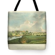 View Of The Battle Ground At Concord Mass Tote Bag