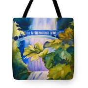 View Of The Bridge Tote Bag
