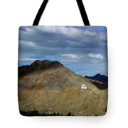 View Of The View Tote Bag