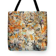 View Of Venice Tote Bag
