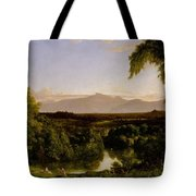 View On The Catskill Tote Bag