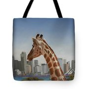 View Towards Sydney Tote Bag