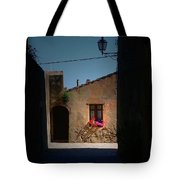 View Wiith A Window Tote Bag