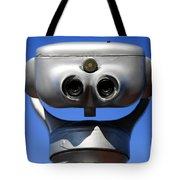 Viewing Telescope Tote Bag