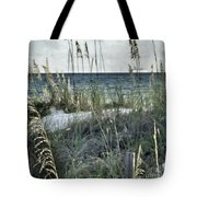 Viewpoint Mine Tote Bag