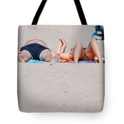 Views At The Beach Tote Bag