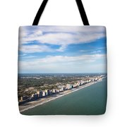 Views From Above Tote Bag