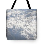 Views From The Sky Tote Bag