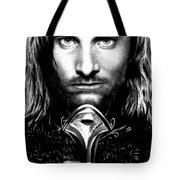 Viggo Mortensen Tote Bag