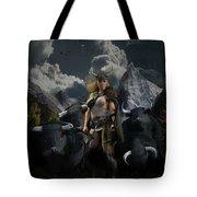 Viking Gefjon Tote Bag