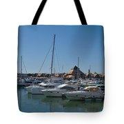 Vilamoura Marina 5 Tote Bag