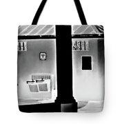Vilano Beach Pavilion Restroom Tote Bag