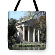 Villa Borghese Park Tote Bag