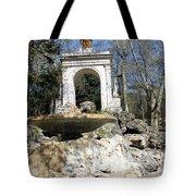 Villa Borghese River Tote Bag
