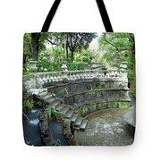 Villa Lante Garden Tote Bag
