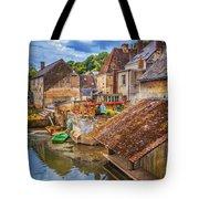 Village At The River Tote Bag