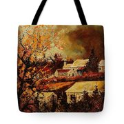 Village Curfoz Tote Bag
