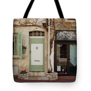 French Village Doors Tote Bag
