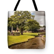 Village Green Tote Bag