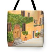 Village In Tuscany N. 4 - Tote Bag